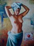 Obras de arte: America : Colombia : Santander_colombia : Bucaramanga : Eva