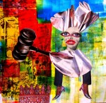 Obras de arte: America : Chile : Region_Metropolitana-Santiago : Santiago_de_Chile : caso cerrado