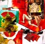Obras de arte: America : Chile : Region_Metropolitana-Santiago : Santiago_de_Chile : si, quiero
