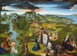 Obras de arte: America : Costa_Rica : Cartago : Asís :  Penitencia de San Jeronimo