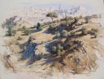 Obras de arte: Europa : España : Castilla_La_Mancha_Toledo : Toledo : cigarrales
