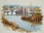 Obras de arte: Europa : España : Castilla_La_Mancha_Toledo : Toledo : Rio Chico