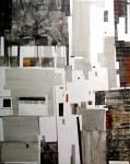 Obras de arte: Europa : España : Catalunya_Girona : La_Escala : DOMINGO MEDIODIA EN LA CIUDAD