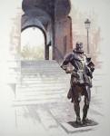 Obras de arte: Europa : España : Castilla_La_Mancha_Toledo : Toledo : Cervantes