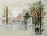 Obras de arte: Europa : España : Castilla_La_Mancha_Toledo : Toledo : Dias de lluvia