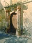 Obras de arte: Europa : España : Castilla_La_Mancha_Toledo : Toledo : El Portón