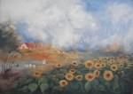 Obras de arte: America : Argentina : Buenos_Aires : Ascension : Campo en flor