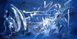 Obras de arte: America : Argentina : Buenos_Aires : General_Belgrano : azulen