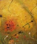 Obras de arte: America : Colombia : Santander_colombia : Bucaramanga : TRIPTICO DE UN SUEÑO 1