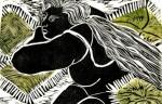 Obras de arte: America : Brasil : Parana : Curitiba : O descanso