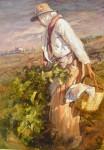 Obras de arte: Europa : España : Castilla_La_Mancha_Toledo : Toledo : Campesina