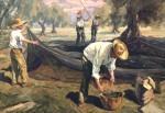 Obras de arte: Europa : España : Castilla_La_Mancha_Toledo : Toledo : Recolectando