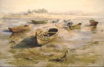 Obras de arte: Europa : España : Castilla_La_Mancha_Toledo : Toledo : Marea baja