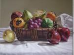 Obras de arte: America : Rep_Dominicana : Distrito_Nacional : santo_domingo_este_almarosa1 : canasta de frutas 1