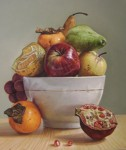 Obras de arte: America : Rep_Dominicana : Distrito_Nacional : santo_domingo_este_almarosa1 : algunas frutas