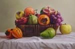 Obras de arte: America : Rep_Dominicana : Distrito_Nacional : santo_domingo_este_almarosa1 : canasta de frutas 2