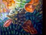 Obras de arte: America : Brasil : Parana : Curitiba : Flores de Itapema I