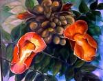 Obras de arte: America : Brasil : Parana : Curitiba : Flores de Itapema II