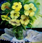 Obras de arte: America : Brasil : Parana : Curitiba : Flores de Pratas