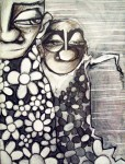 Obras de arte: America : Argentina : Buenos_Aires : Capital_Federal : Dime con quien andas(II