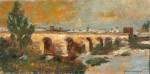 Obras de arte: Europa : España : Madrid : Madrid_ciudad : PUENTE ROMANO CÓRDOBA