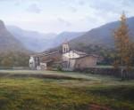 Obras de arte: Europa : España : Catalunya_Girona : St.Privat_de_bas : St.Privat de bas