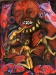 Obras de arte: America : México : Mexico_region : Nezahualcóyotl : ratas
