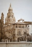 Obras de arte: Europa : España : Murcia : cartagena : Torre de la Catedral