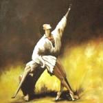 Obras de arte: America : Chile : Region_Metropolitana-Santiago : providencia : Ballet 2