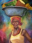 Obras de arte: America : Colombia : Santander_colombia : Bucaramanga : San Basilio de Palenque