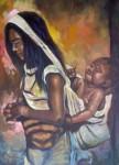 Obras de arte: America : Colombia : Santander_colombia : Bucaramanga : La Mochila Kábaga