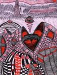 Obras de arte: America : México : Mexico_Distrito-Federal : Gustavo_A._Madero : MUNDO FELIZ