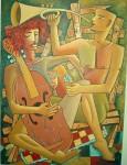 Obras de arte: America : Estados_Unidos : Florida : miami : Sinfonia Nostalgica