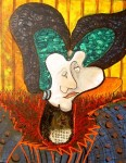 Obras de arte: America : Chile : Bio-Bio : Concepción : DIOSA DE LA TRAGEDIA