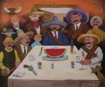 Obras de arte: America : México : Chihuahua : ciudad_chihuahua : Todos para una y una pra Todos