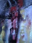Obras de arte: Europa : España : Andalucía_Jaén : Jaen_ciudad : Tras el telón. 2005