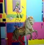 Obras de arte: Europa : España : Andalucía_Málaga : Velez_Málaga : El caballito alegre