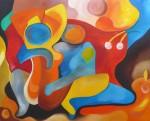 Obras de arte: America : México : Morelos : cuernavaca : ENTREGA DE MUJER