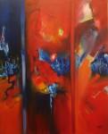 Obras de arte: America : Argentina : Buenos_Aires : Lanus_Este : Inmerción desde el infierno