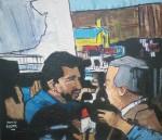 Obras de arte: America : Argentina : Chubut : Comodoro_Rivadavia : Madura el nocaut