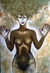Obras de arte: America : Cuba : Ciudad_de_La_Habana : Centro_Habana : Isis, diosa