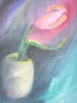 Obras de arte: America : Venezuela : Miranda : Caracas_capital : tulipan 1