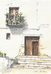 Obras de arte: Europa : España : Catalunya_Barcelona : ir_a_paso_2 : Casa de pueblo
