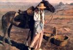 Obras de arte: Europa : España : Castilla_La_Mancha_Toledo : Toledo : El regreso de la jornada