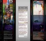 Obras de arte: Europa : España : Catalunya_Barcelona : Badalona : Oda Cuántica a Robert Rauschenberg