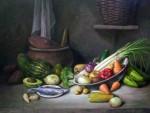 Obras de arte: America : Colombia : Santander_colombia : floridablanca : Bodegón