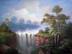 Obras de arte: America : Colombia : Santander_colombia : floridablanca : catarata