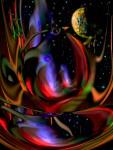 Obras de arte: America : Argentina : Neuquen : neuquen_argentina : de la serie cuentos