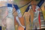 Obras de arte: America : México : Mexico_Distrito-Federal : Coyoacan : LA MOVIDA