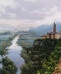 Obras de arte: Europa : España : Catalunya_Girona : La_vall_de_Bas : Castellfollit